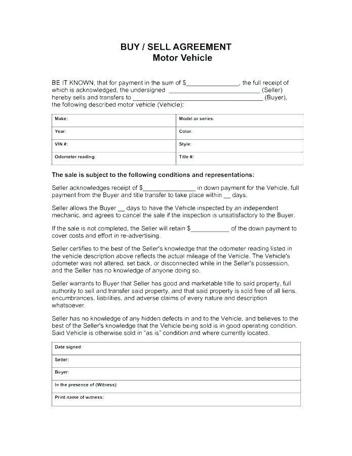 Indemnity Form Template Word