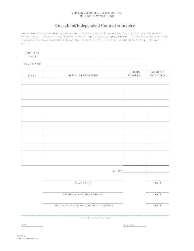 Independent Contractor Agreement Template Free Download Australia