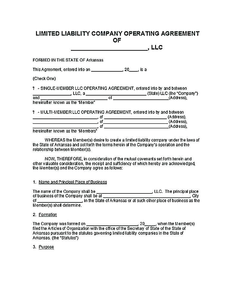 Independent Study Contract Template