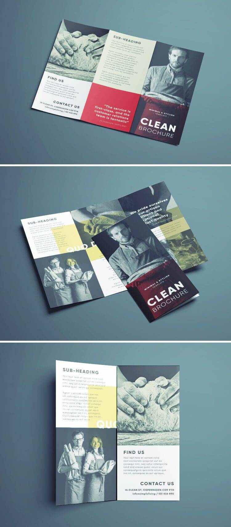 Indesign Templates Free Download