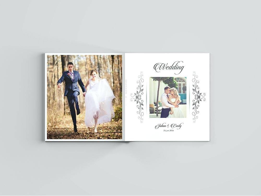 Indesign Wedding Album Templates Download