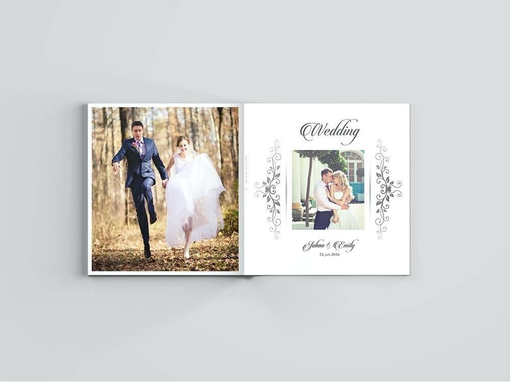 Indesign Wedding Album Templates Free