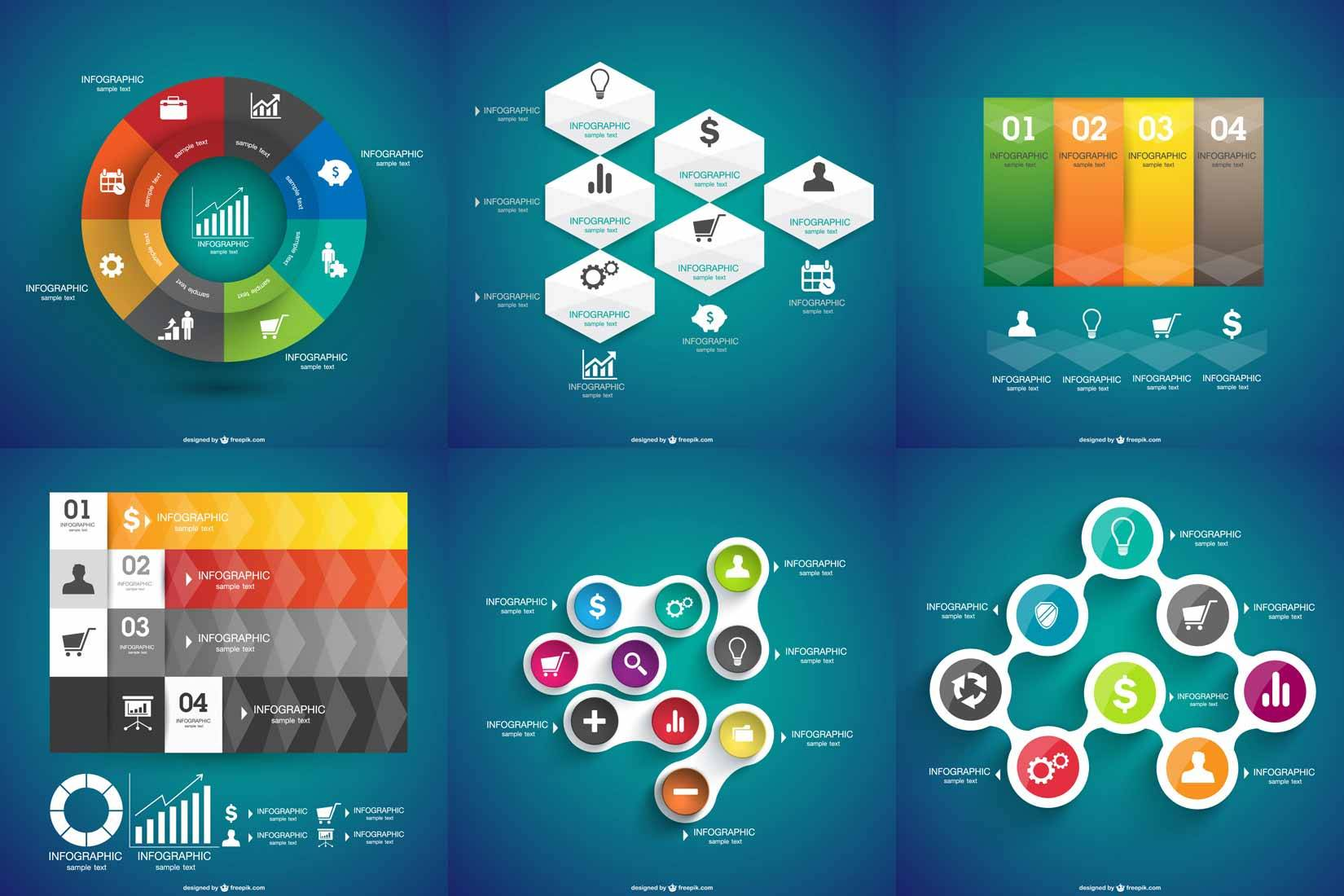 Infographic Design Template Ai