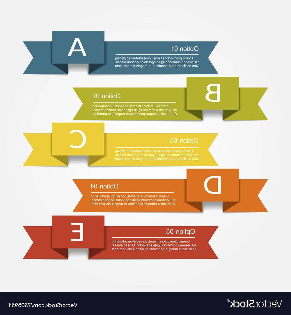 Infographic Design Template Cdr