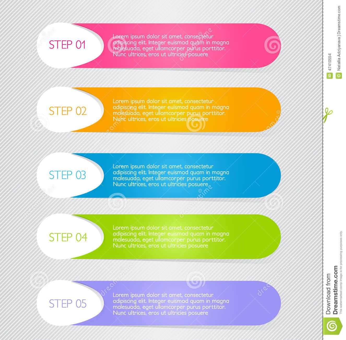 Infographic Web Design Template
