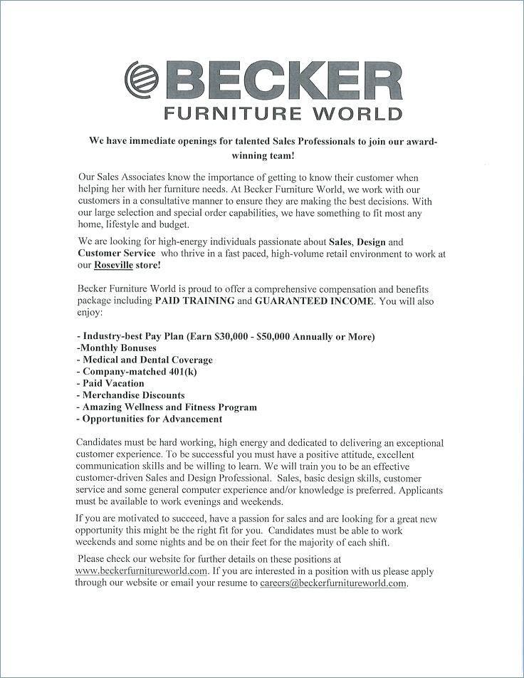 Inside Sales Associate Job Description Resume
