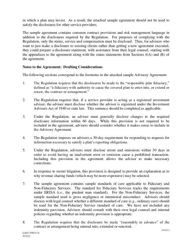 Insurance Broker Agreement Template