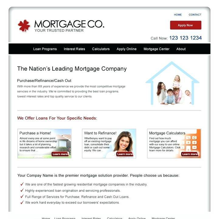 Insurance Broker Website Templates