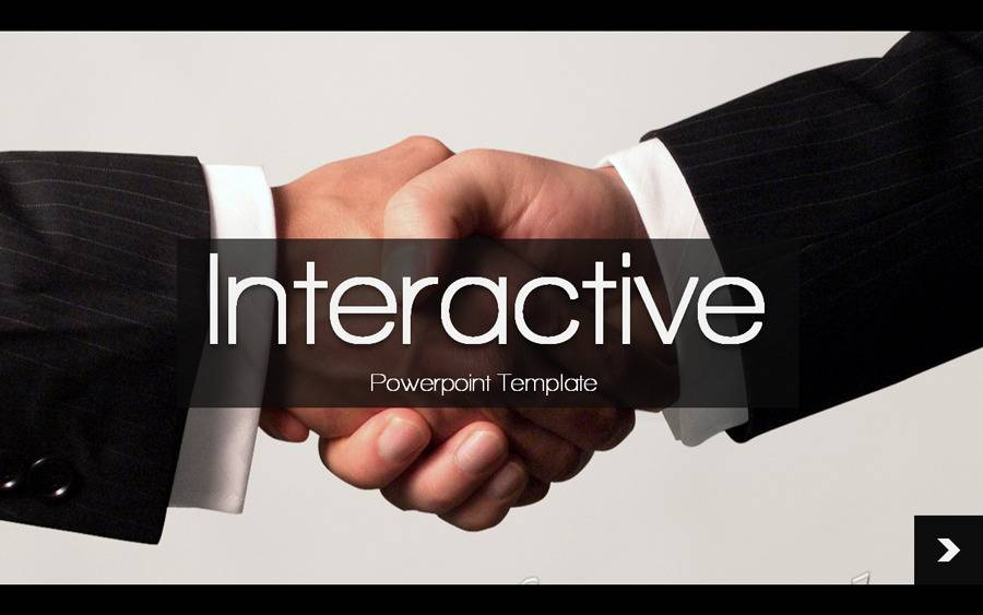 Interactive Powerpoint Presentation Templates