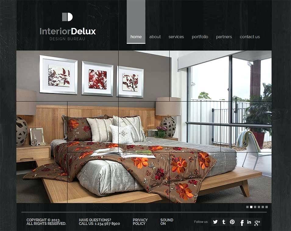 Interior Design Portfolio Templates Free Download