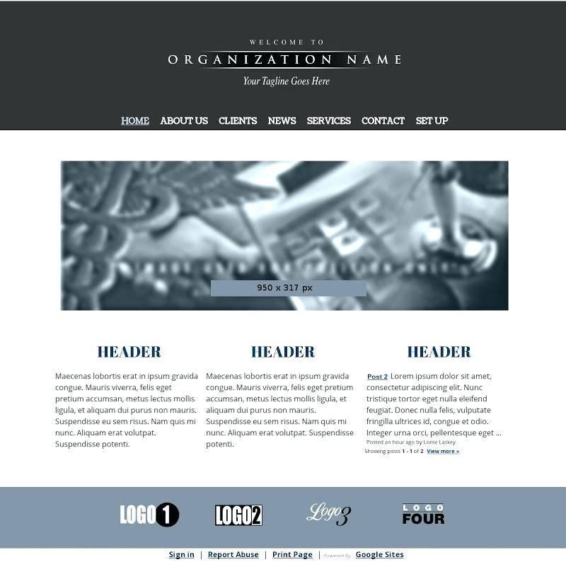 Intranet Web Templates Free