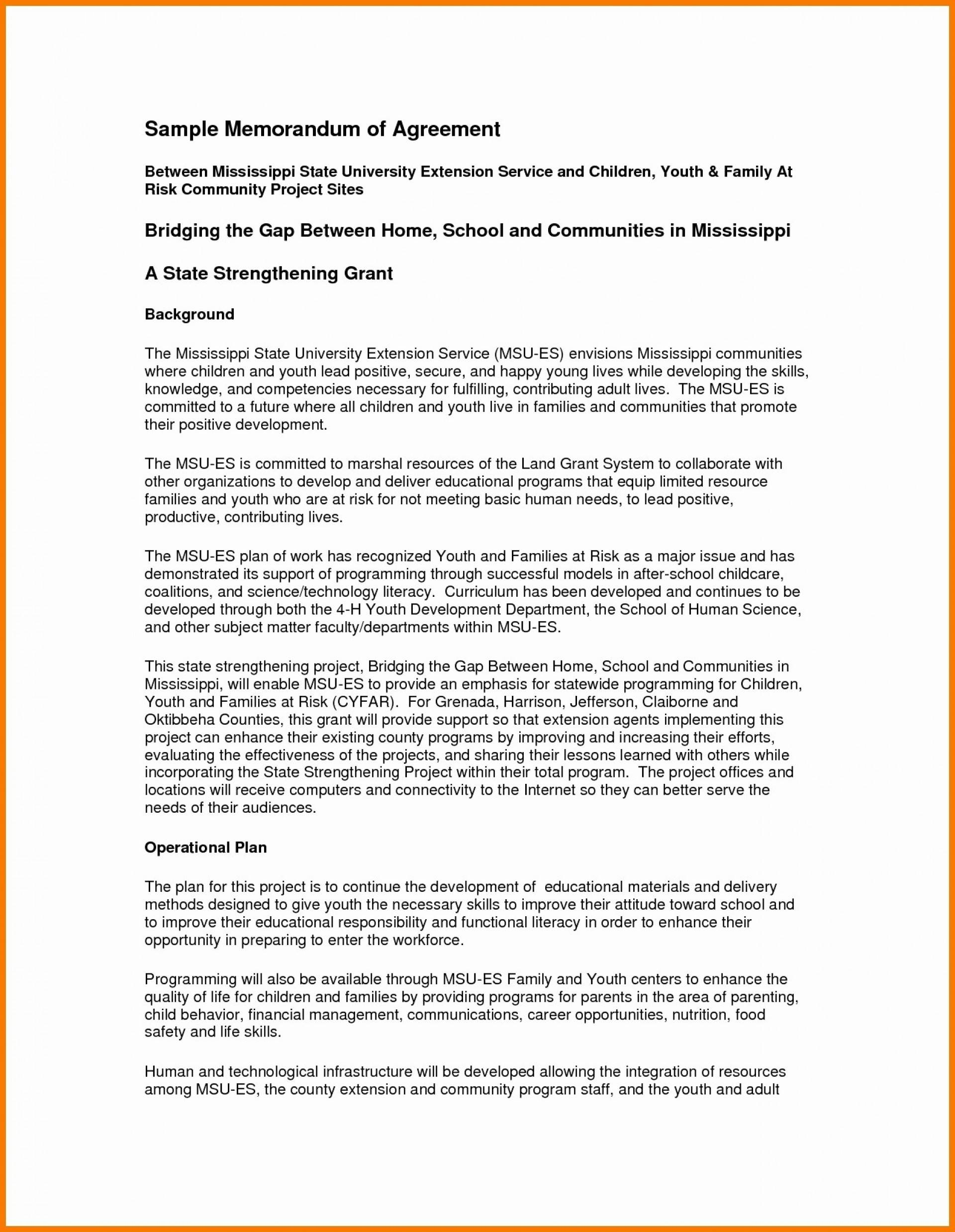 Investor Profit Sharing Agreement Template