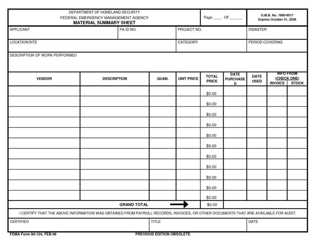 Invoice Templates For Quickbooks Free