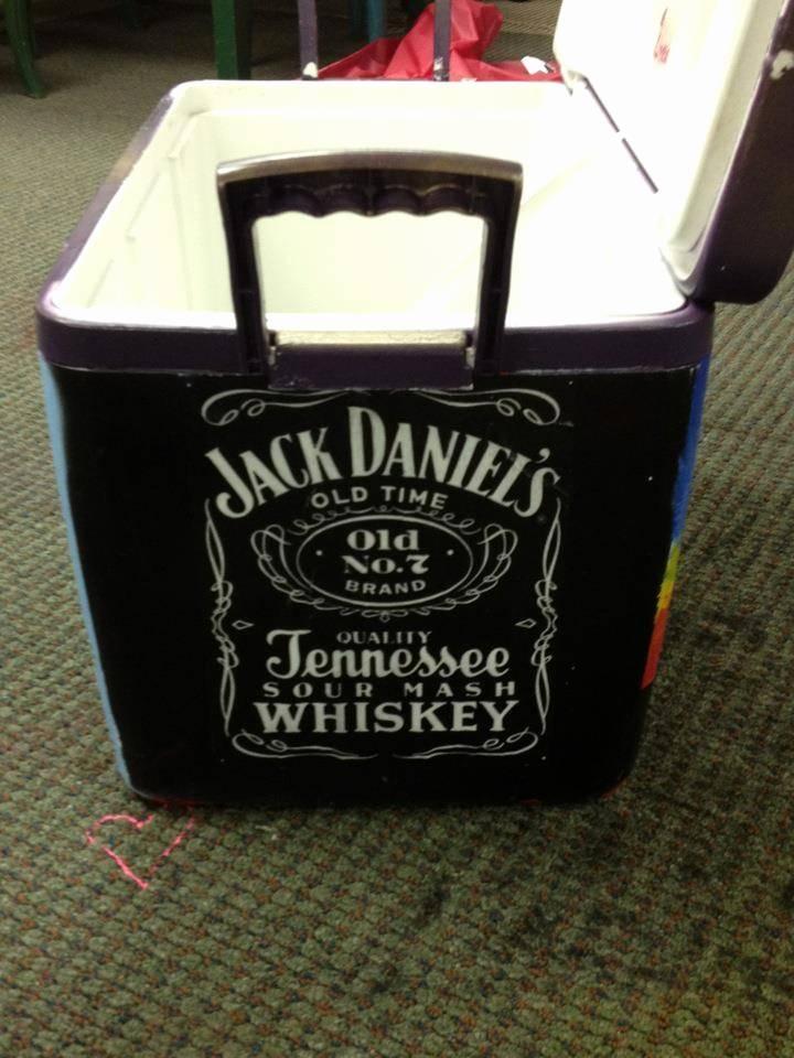 Jack Daniels Birthday Invitation Template Free