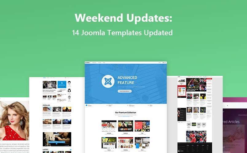 Joomla 32 Templates