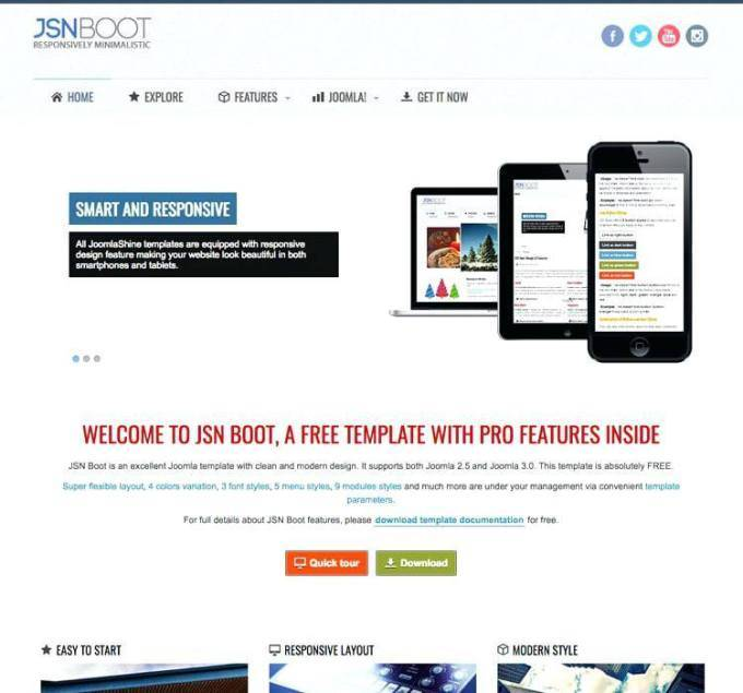 Joomla Classifieds Template Nulled
