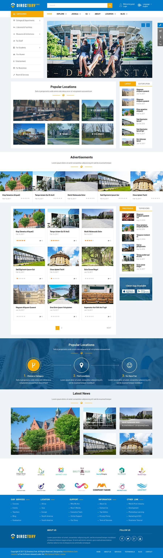 Joomla Directory Template Free
