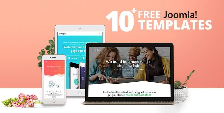Joomla Free Responsive Templates Quickstart