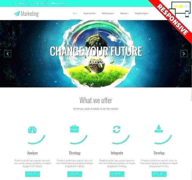 Joomla Intranet Template Free