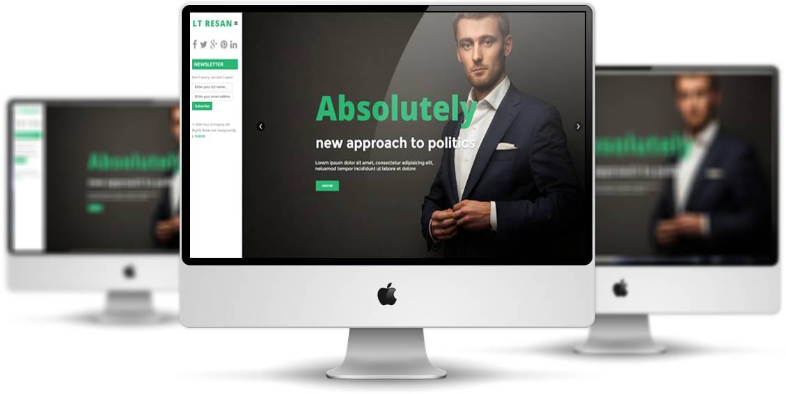Joomla Political Template Free