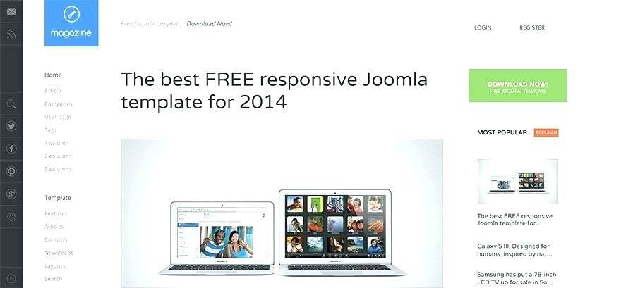 Joomla Template Maker Free