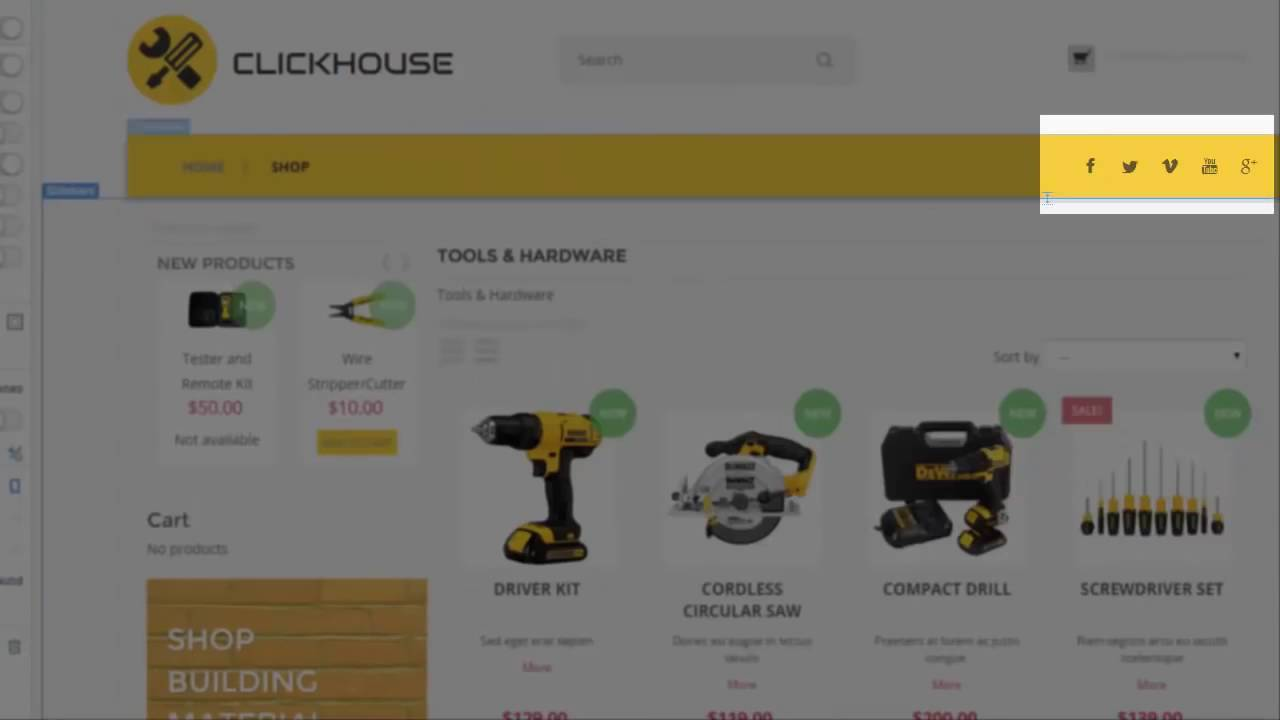 Joomla Template Maker Software
