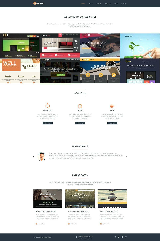 Joomla Templates Creator Software