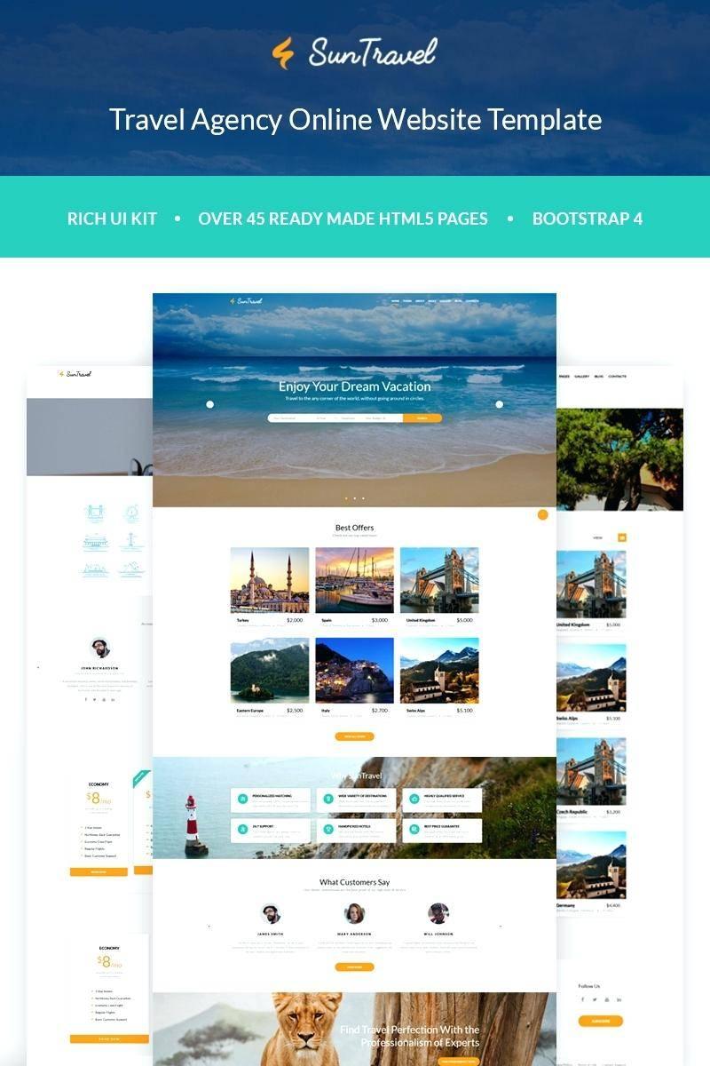 Joomla Travel Templates Free Download