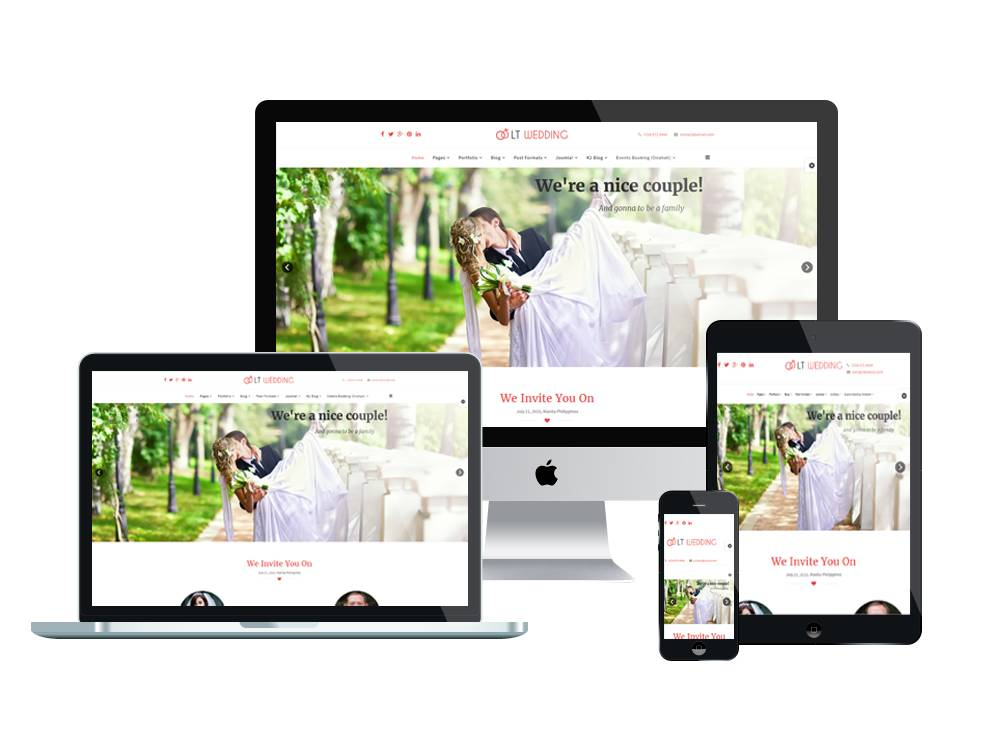 Joomla Wedding Templates