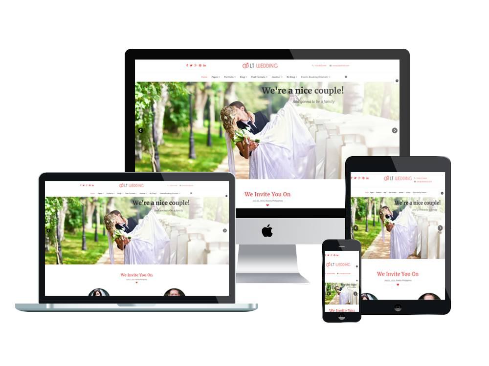 Joomla Wedding Templates