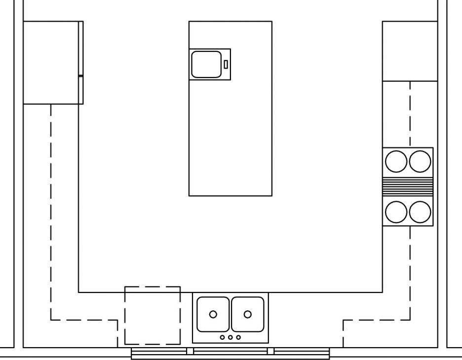 Kitchen Layout Templates Free Download