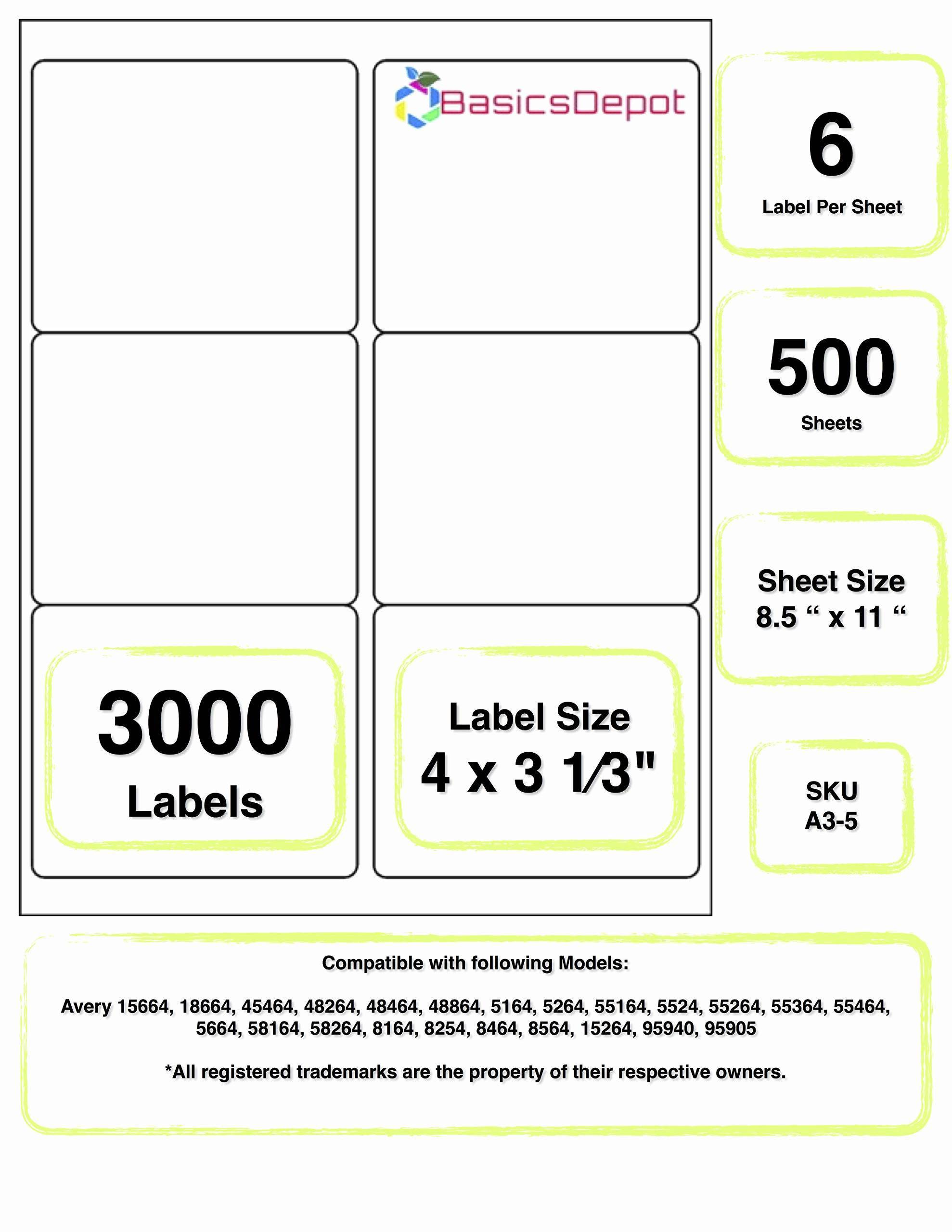 Label Template Maker Free
