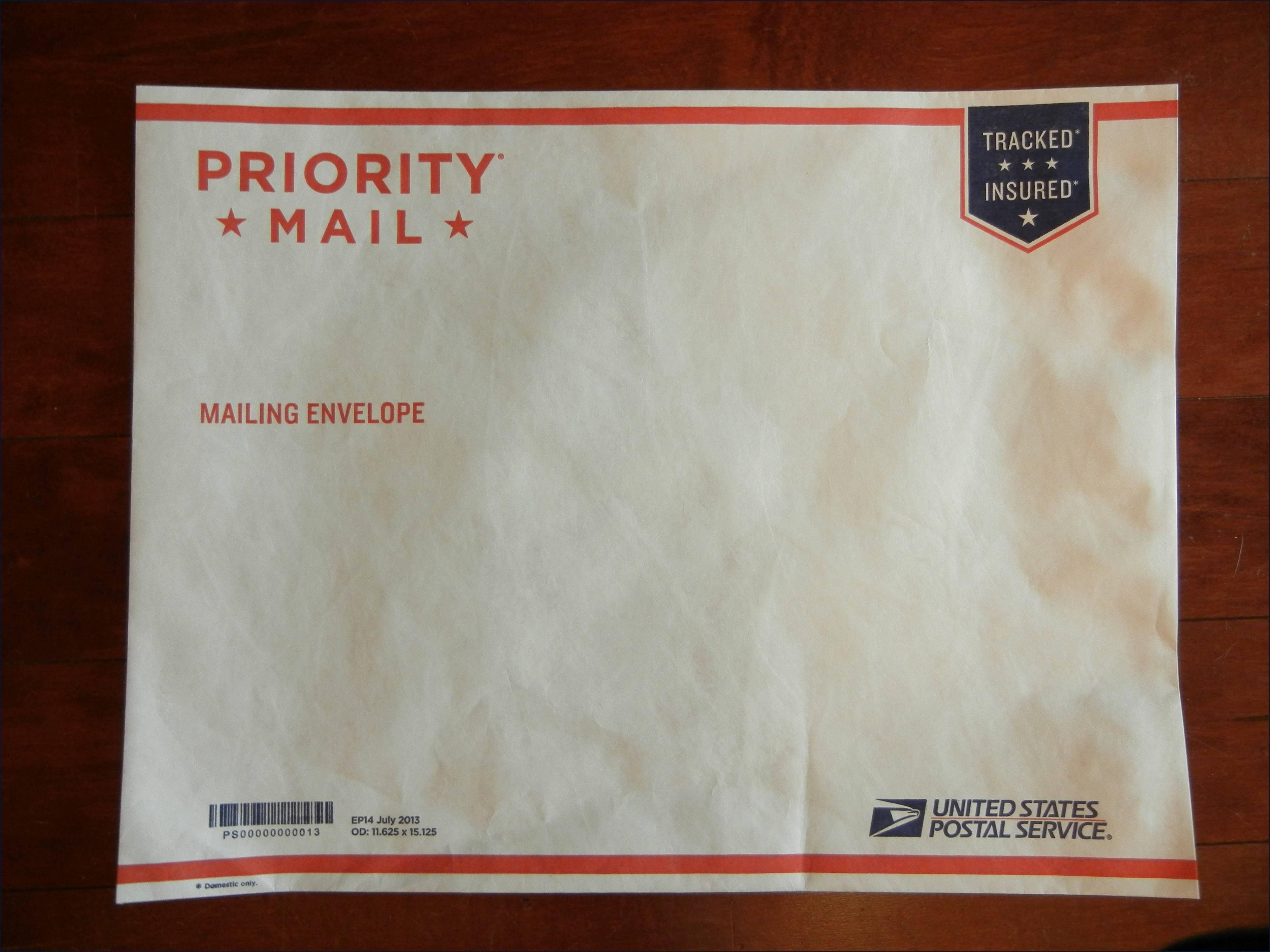 Labels For Envelopes Template