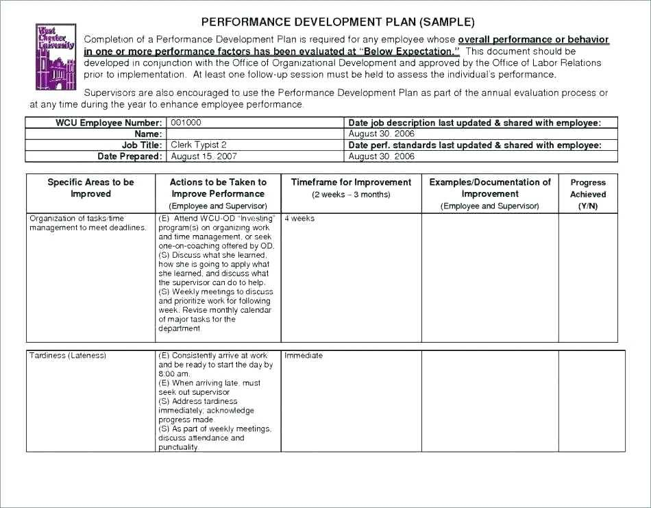 Labor Contract Proposal Template