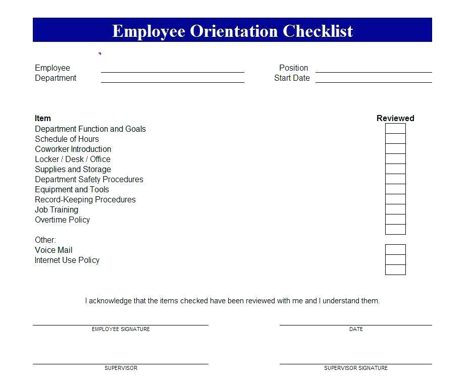 Laboratory Safety Checklist Template