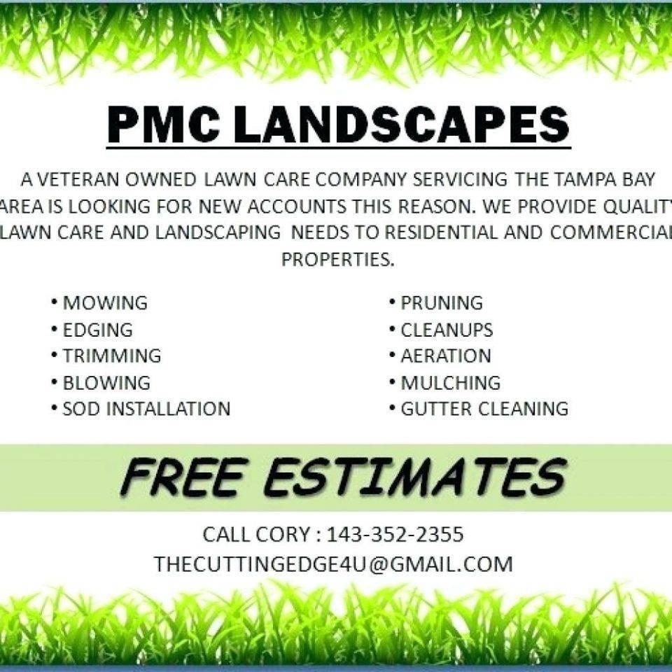Landscaping Business Plan Sample Pdf