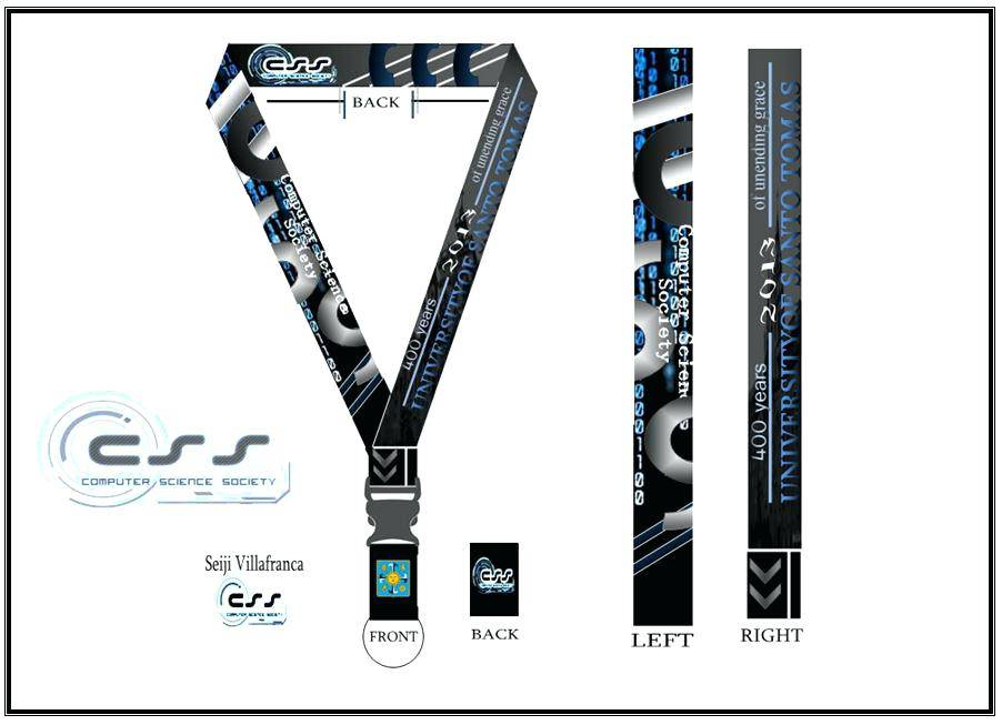 Lanyard Design Template Online