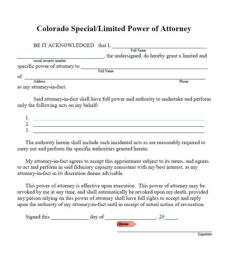 Lasting Power Of Attorney Word Document
