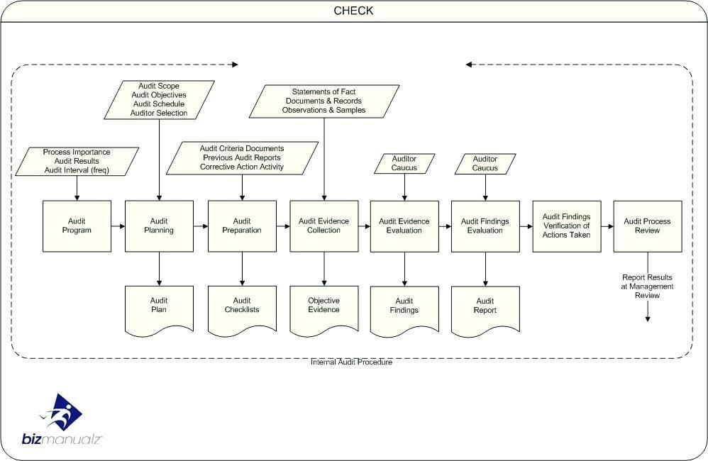 Layered Process Control Audit Template