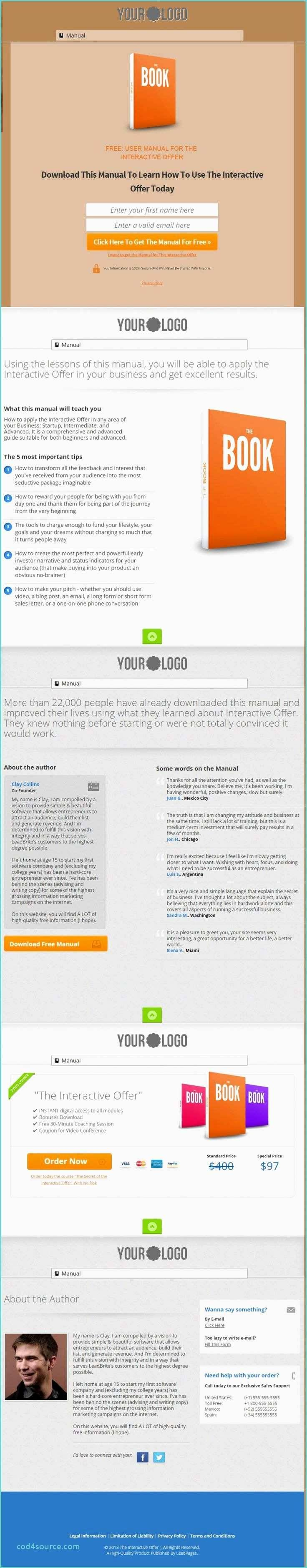Leadpages Paid Templates