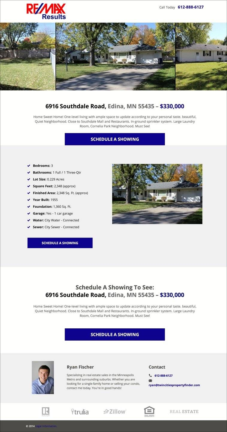 Leadpages Real Estate Templates