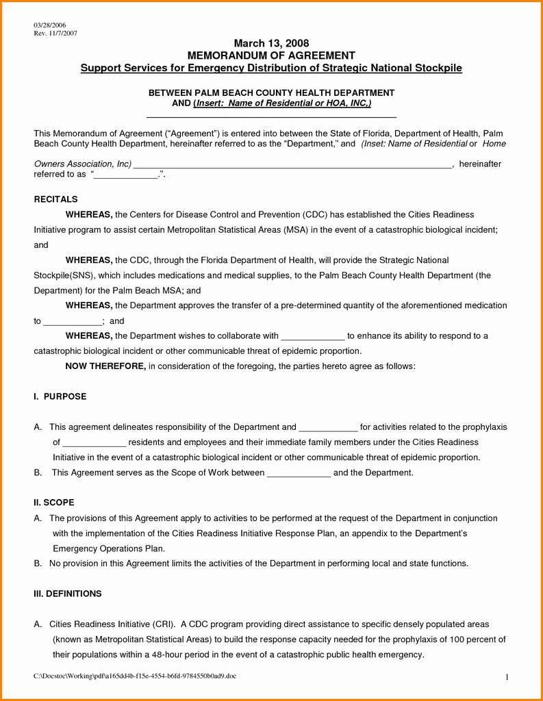 Lease Addendum Form Florida
