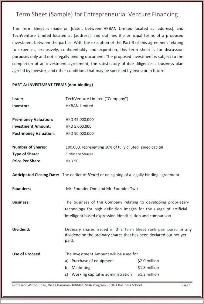 Legal Binding Contract Template Uk