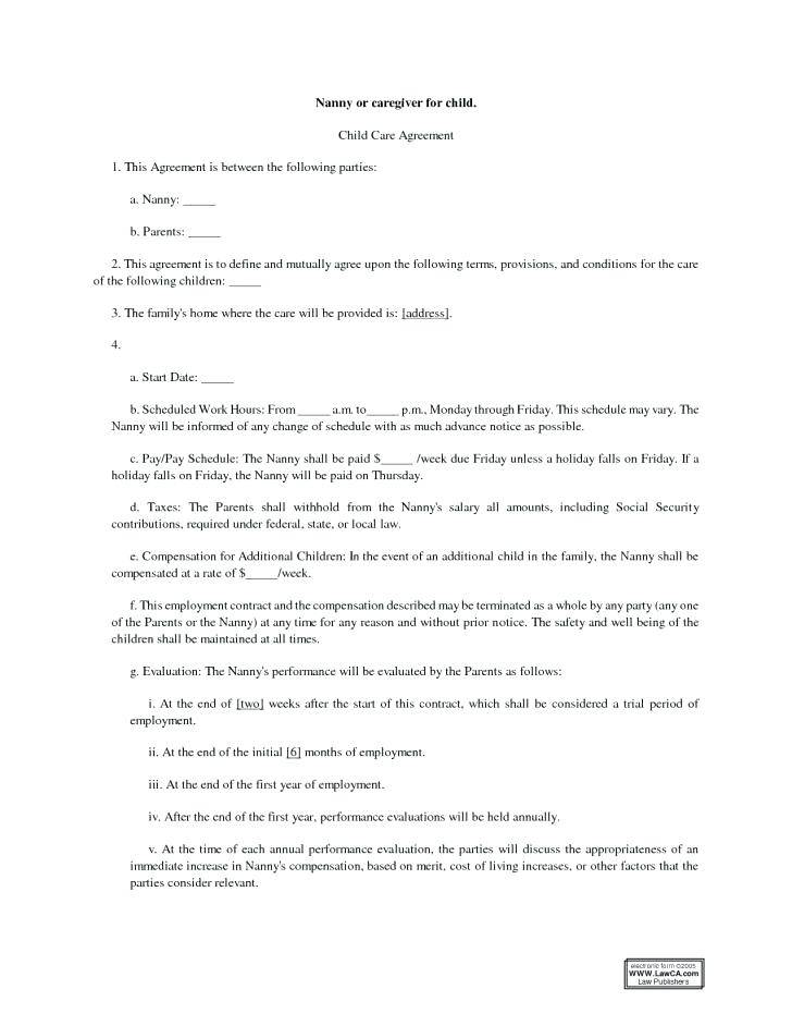 Lending Money To Family Contract Template Uk