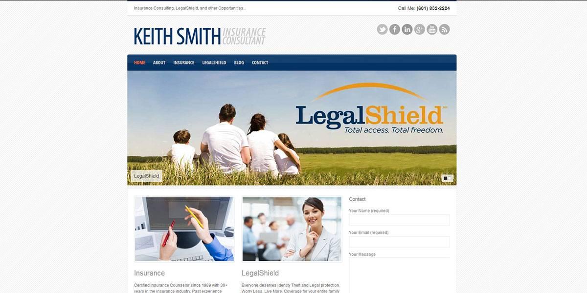 Lic Agent Website Templates