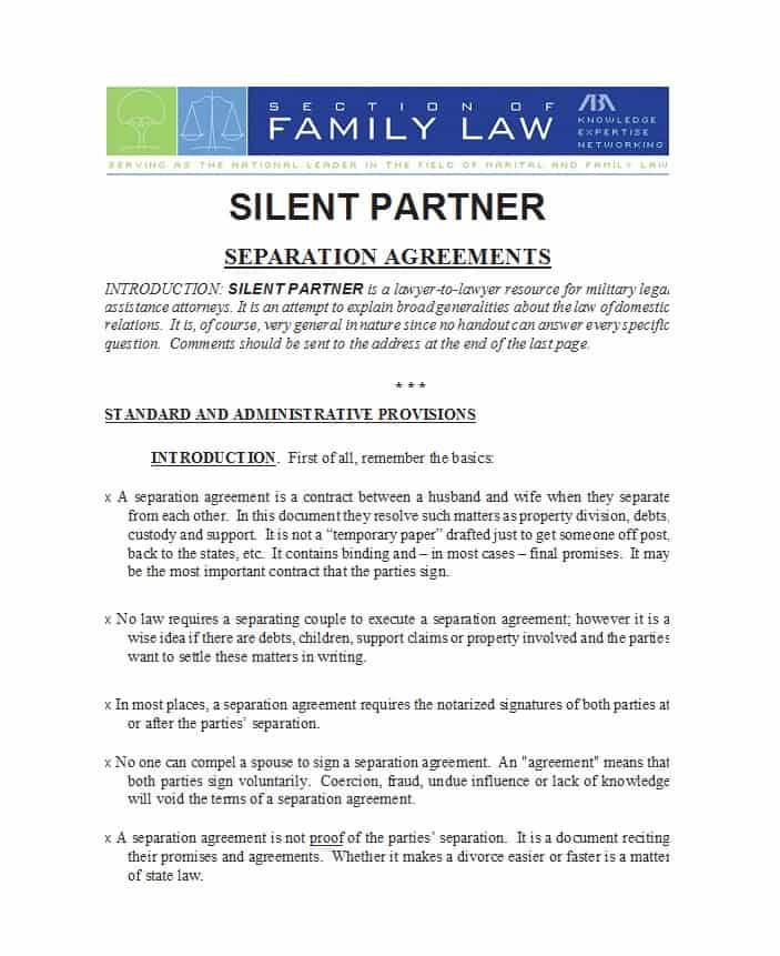 Limited Partnership Agreement Template Pdf