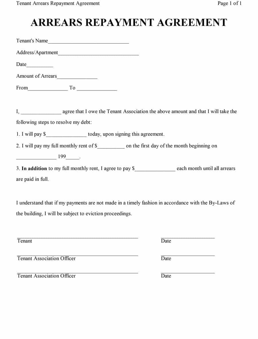 Loan Agreement Template Free Pdf