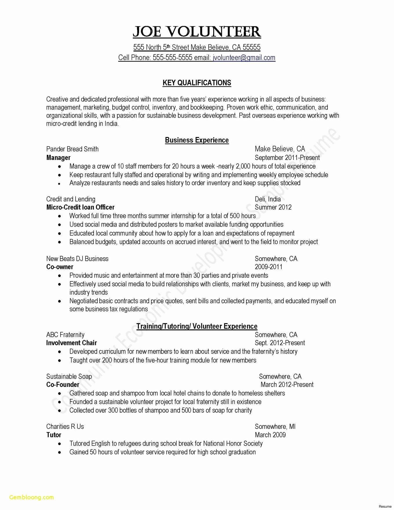 Loan Application Letter Template