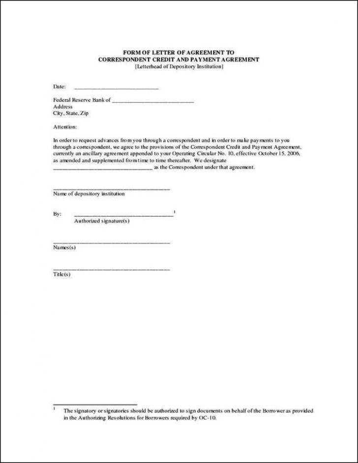 Loan Repayment Agreement Template Free