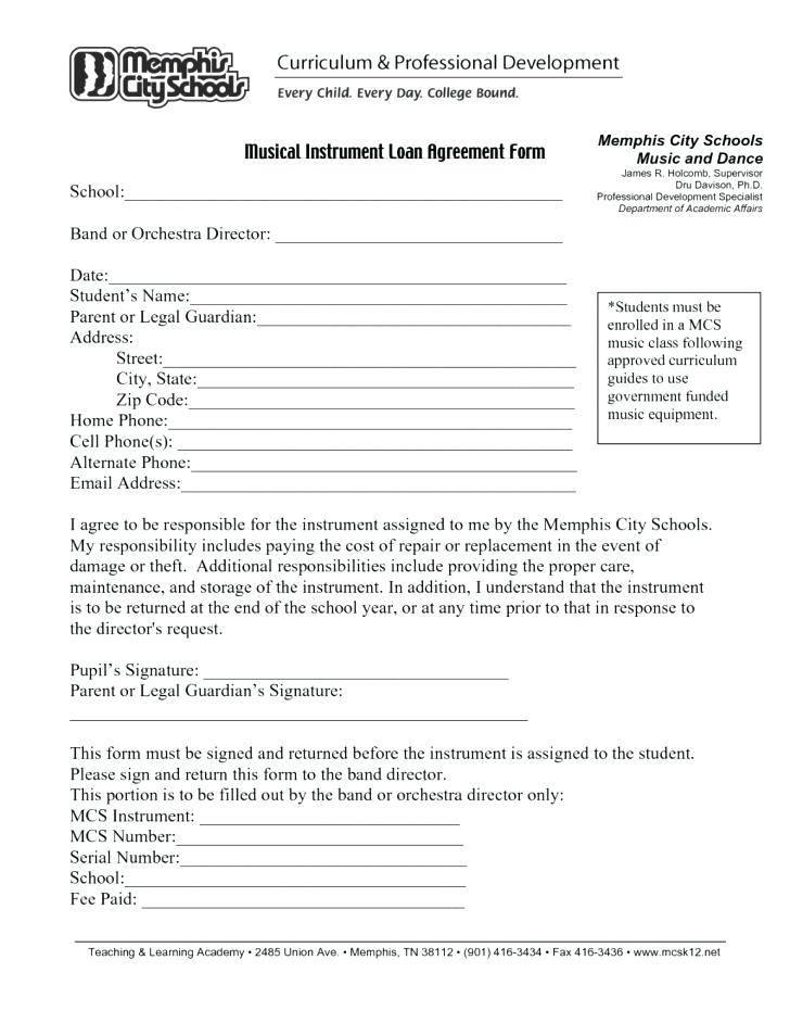Loan Repayment Plan Template
